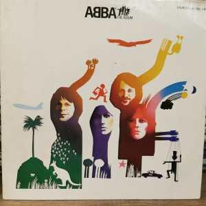 ABBA – THE ALBUM LP