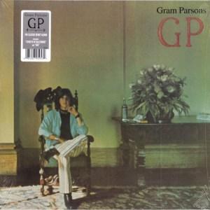 GRAM PARSONS - GP Vinyl, LP, Album, Reissue, 180g, Gatefold