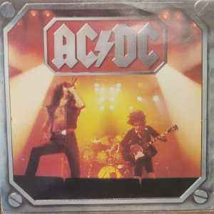 AC/DC – DIRTY DEEDS DONE DIRT CHEAP 45 LİK