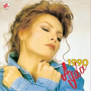 AJDA PEKKAN - AJDA 1990 LP
