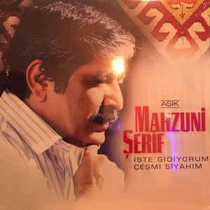 AŞIK MAHZUNI ŞERIF - İŞTE GIDIYORUM ÇEŞMI SIYAHIM Vinyl, LP, Album, Stereo