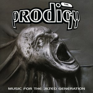 THE PRODIGY - MUSIC FOR THE JILTED GENERATION Vinyl, LP, Compilation, Reissue, Silver Marbled Translucent - PLAK