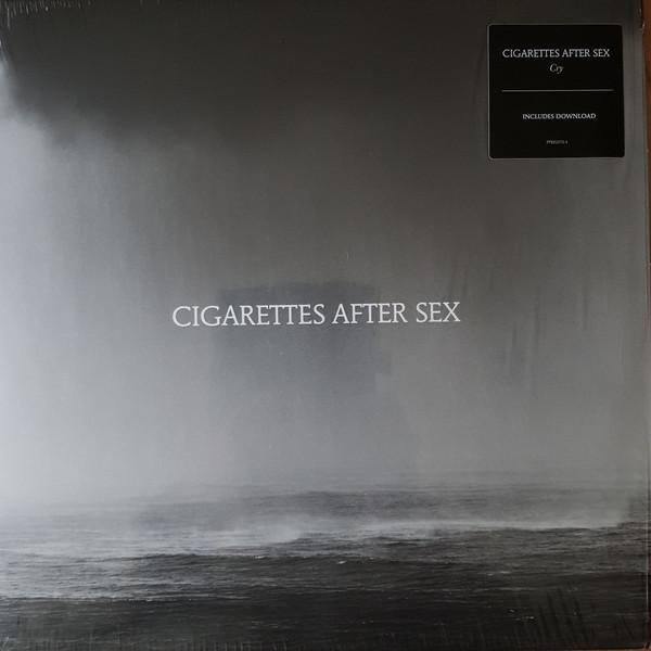 CIGARETTES AFTER SEX - CRY - Vinyl, LP, Album PLAK
