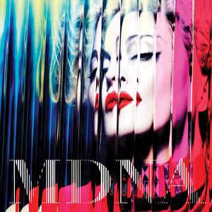 MADONNA - MDNA - 2 × Vinyl, LP, Album, 180g PLAK
