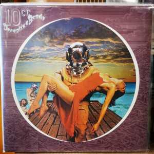 10CC - DECEPTIVE BENDS Vinyl, LP, Album, Stereo - PLAK