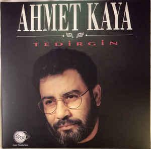 AHMET KAYA - TEDIRGIN– Vinyl, LP, Album, Reissue- PLAK