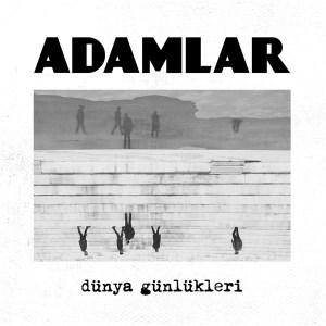 ADAMLAR - DÜNYA GÜNLÜKLERI – Vinyl, LP, Album- PLAK