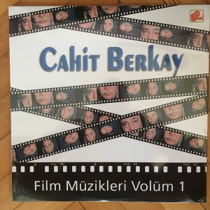 CAHIT BERKAY - FILM MÜZIKLERI VOLÜM 1 – Vinyl, LP, Album- PLAK