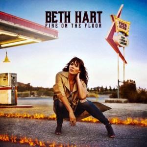 BETH HART - FIRE ON THE FLOOR - Vinyl, LP, Album, 180 Gram - plak