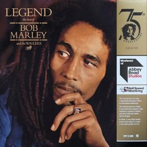 BOB MARLEY-THE WAILERS - LEGEND- Vinyl, LP, Album, 180 Gram - PLAK