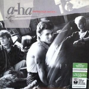 A-HA - HUNTING HIGH AND LOW - Vinyl, LP, Album- PLAK