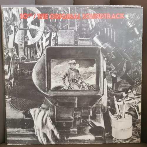 10CC-THE ORIGINAL SOUNDTRACK -Vinyl, LP, Album, Stereo - PLAK