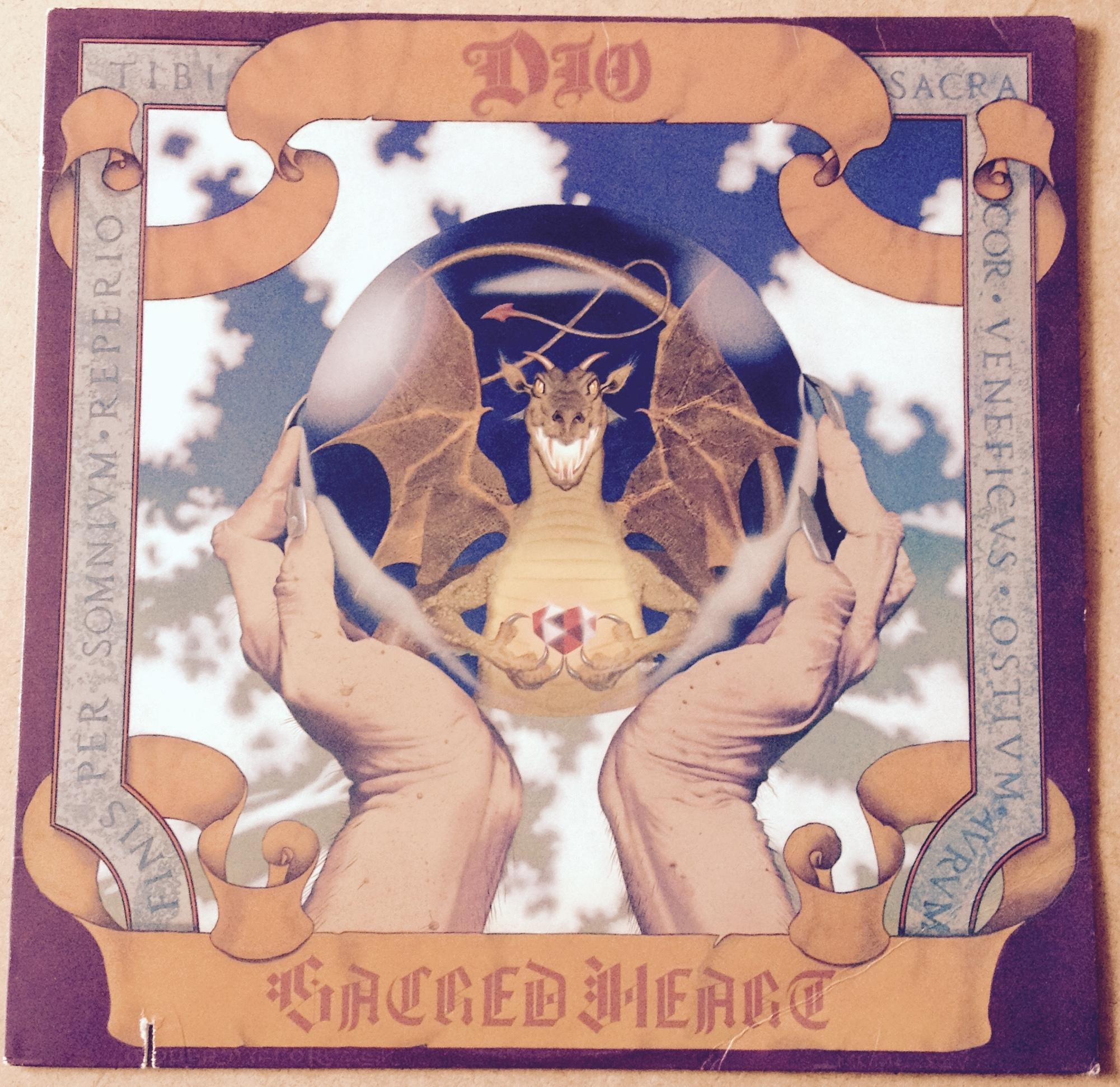 Sacred Heart LP Image