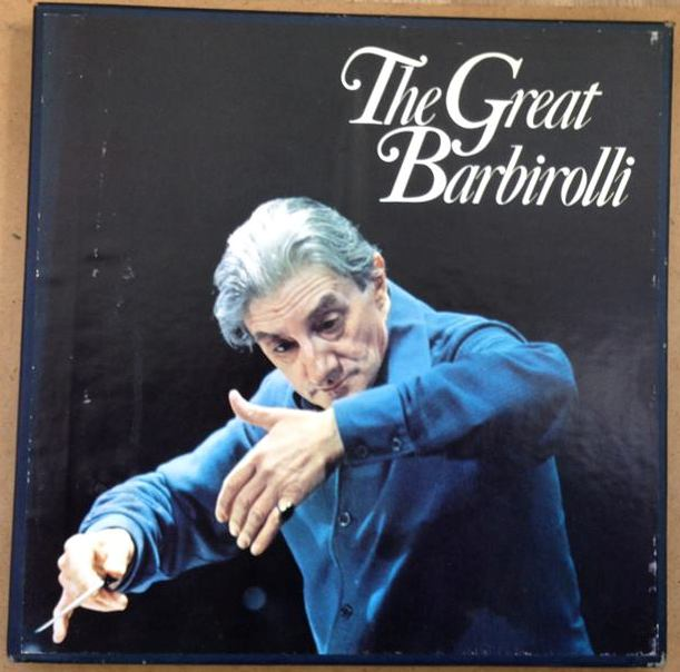 The Great Barbirolli Image