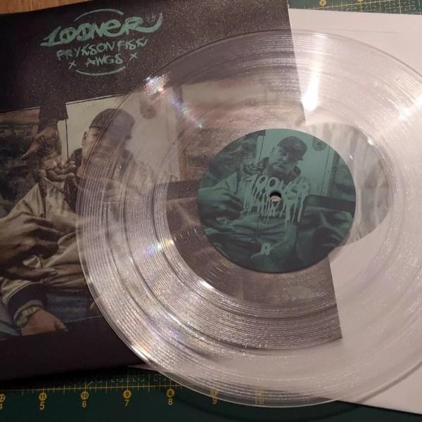 "100NER EP Prykson Fisk 10"" płyta winylowa 10inch vinyl"