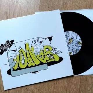 """Last 25pcs! @pryksonfisk - 102NER EP on 10"""" black vinyl record! Don't wait... #10inch #10cali #vinyloveme #vinil #lovemusic #lovevinyl #loverecords #lathecut #lathecutvinyl #lathecutrecords #shortrunvinyl #pryksonfiskep #pryksonfisk #102NER #ep"""