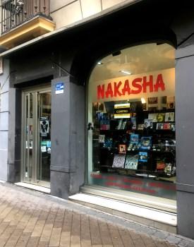 Nakasha Record Store, Madrid