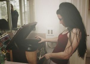 Evanescence lead singer, Amy Lee