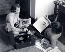 Listening records