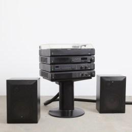 Atelier 1 Audio System (Braun, 1982)