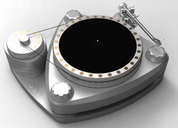 Acoustic Signature Ascona Mk2