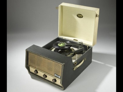 Dansette record player by Dansette Products Ltd, London, c. 1960