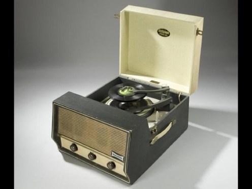 Dansette record player by Dansette Products Ltd, London, c. 1960