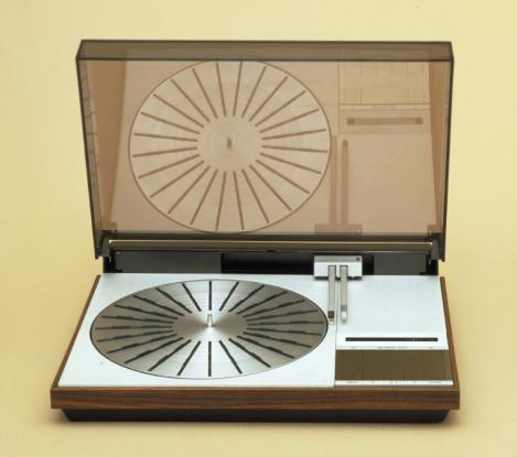 Beogram 6000 Turntable (1974) by Jacob Jensen