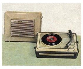 Telefunken Phono 105