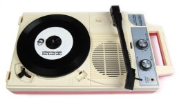 Columbia GP3 Portable Turntable