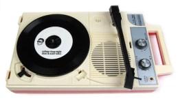 Columbia GP3 Portable Turntable