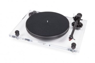 Pro-Ject 2-Xperience Primary Clear Acryl