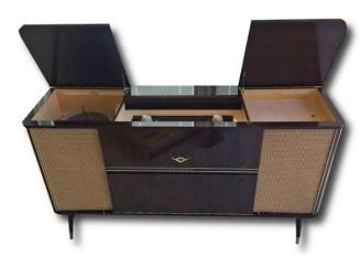 Stereo Console Grundig