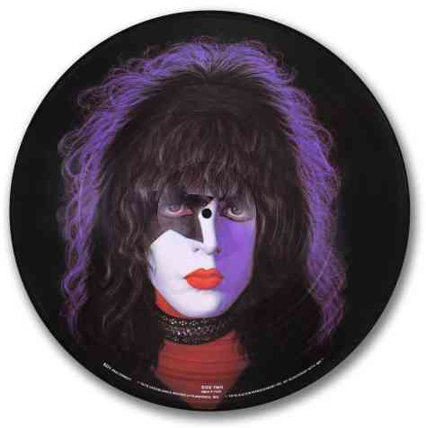Kiss, Paul Stanley Picture Disc