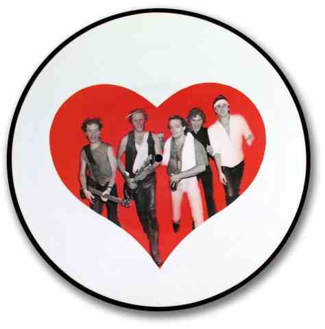 Lover Boy, Get Lucky Picture Disc