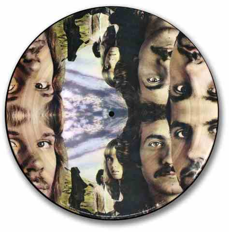 Styx, Pieces of Eight Picture Disc