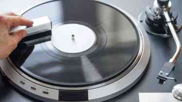 Phonograph record - Stock photography