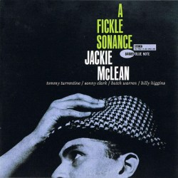 Jackie McLean A Fickle Sonance - Blue Note Records