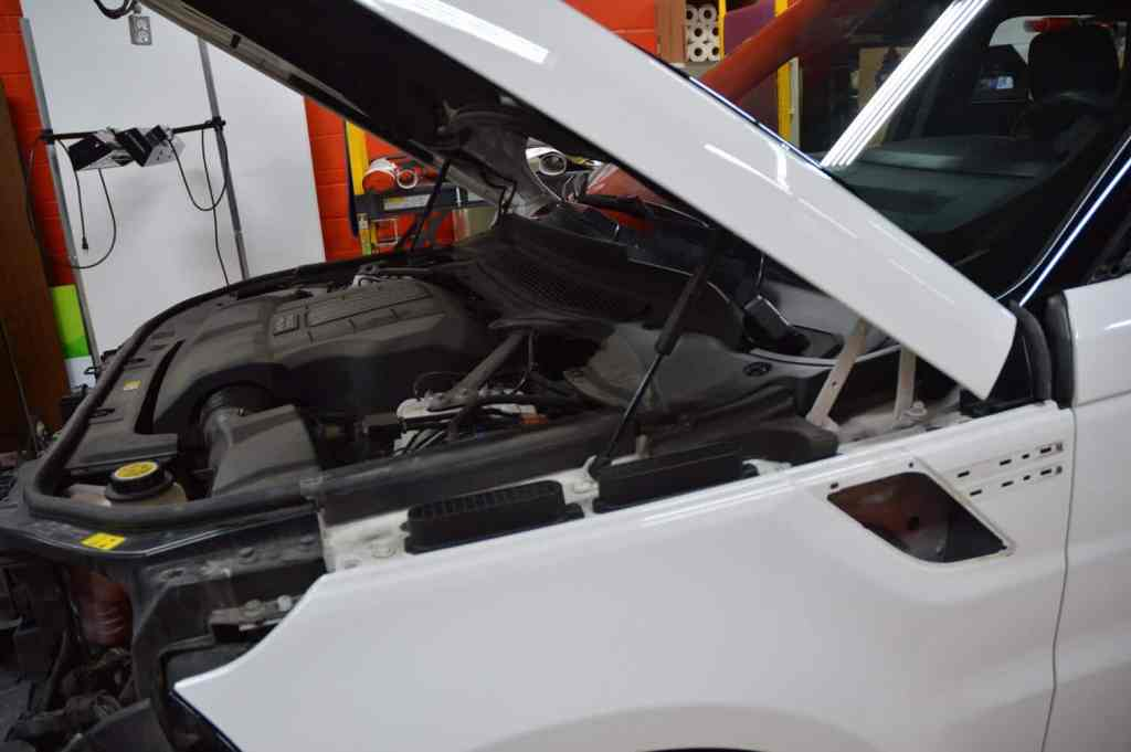 Range Rover Wrap Toronto - Before we start
