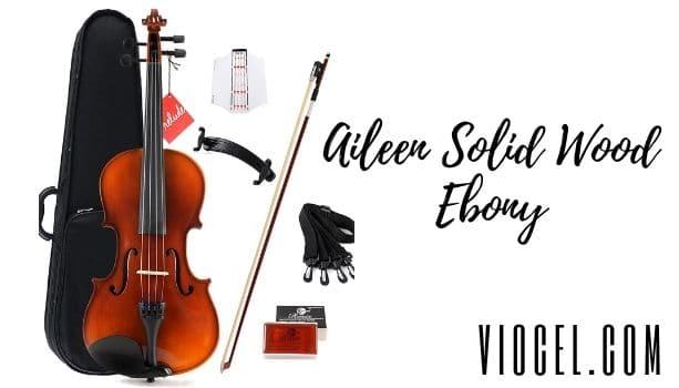 Aileen Solid Wood Ebony