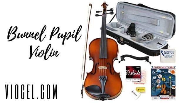Bunnel Pupil Violin