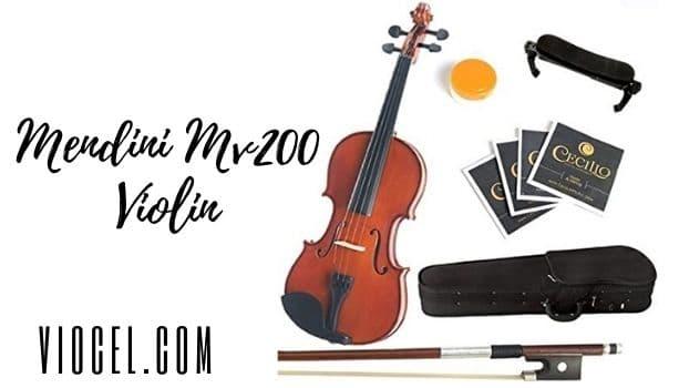 mendini mv 200 violin