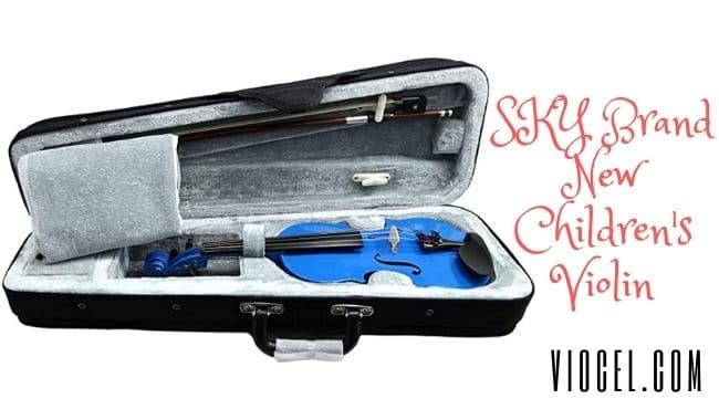 SKY Brand New Children's Violin