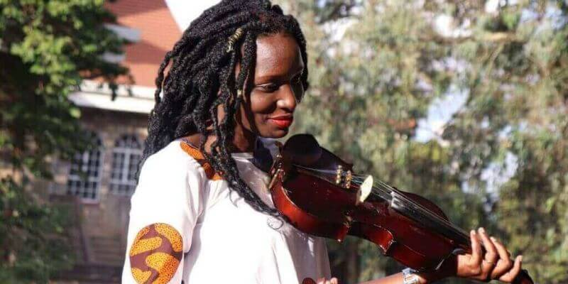 health benefit of playing violin
