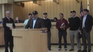 Commendation at the San Jose City Council