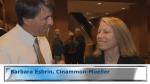 Ken Pyle interviews Barbara Esbin of Cinnamon Mueller at MTA.
