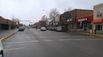 A picture of downtown Olds, Alberta.