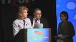 Hilda Legg speaks at the 2013 Broadband Communities Summit
