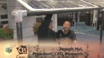 Ken Pyle interviews Joseph Hui of Monarch regarding their solar solutions.