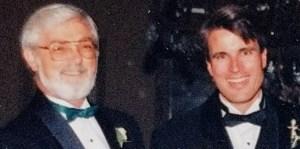 Dutch Hemler and Ken Pyle circa September, 1996.